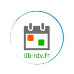 logo lib-rdv création de site web avec prise de rendez-vous en ligne